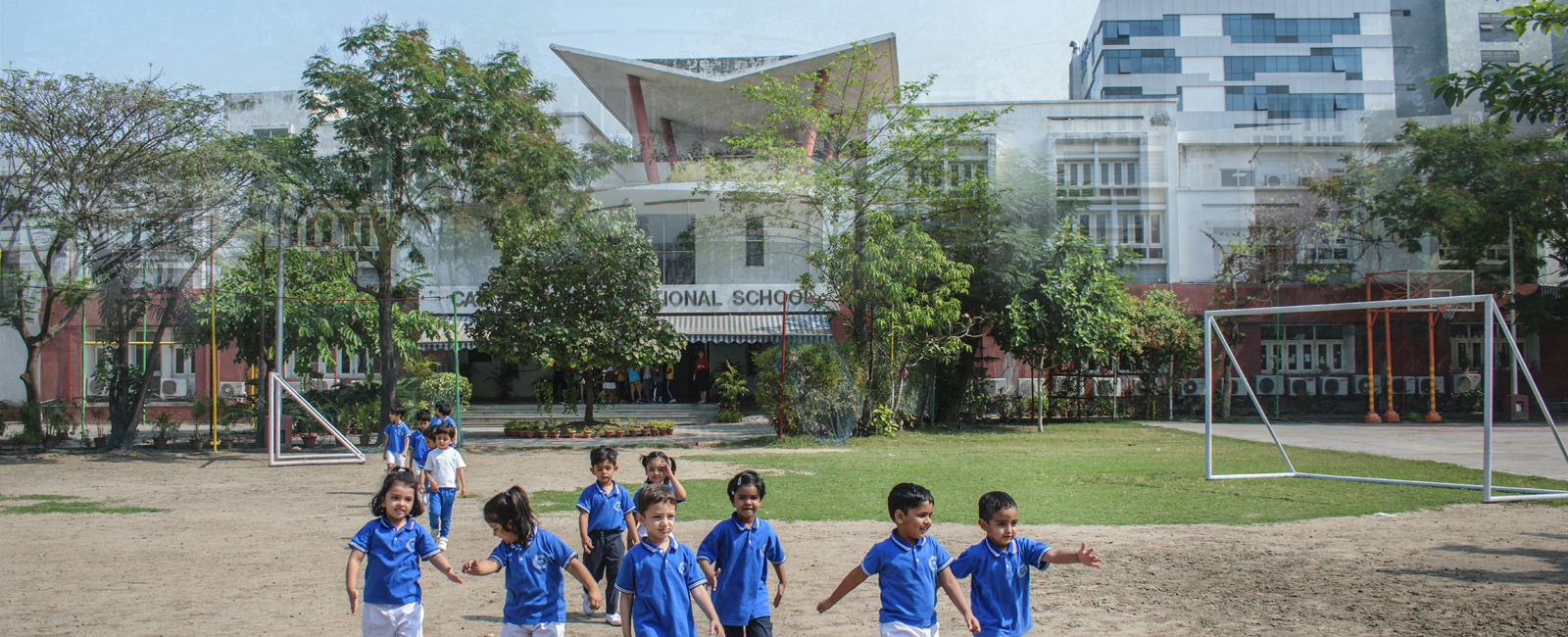 Calcutta International School Society